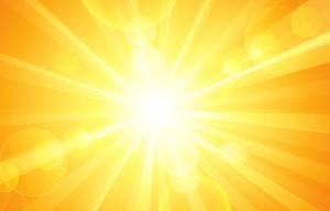 sole quantico luce infinita