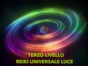 terzo livello reiki universale