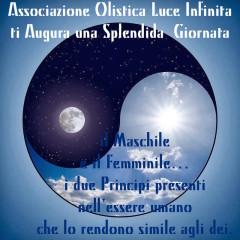 yin e yang luce infinita